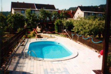 Bazény vnitřní i venkovní